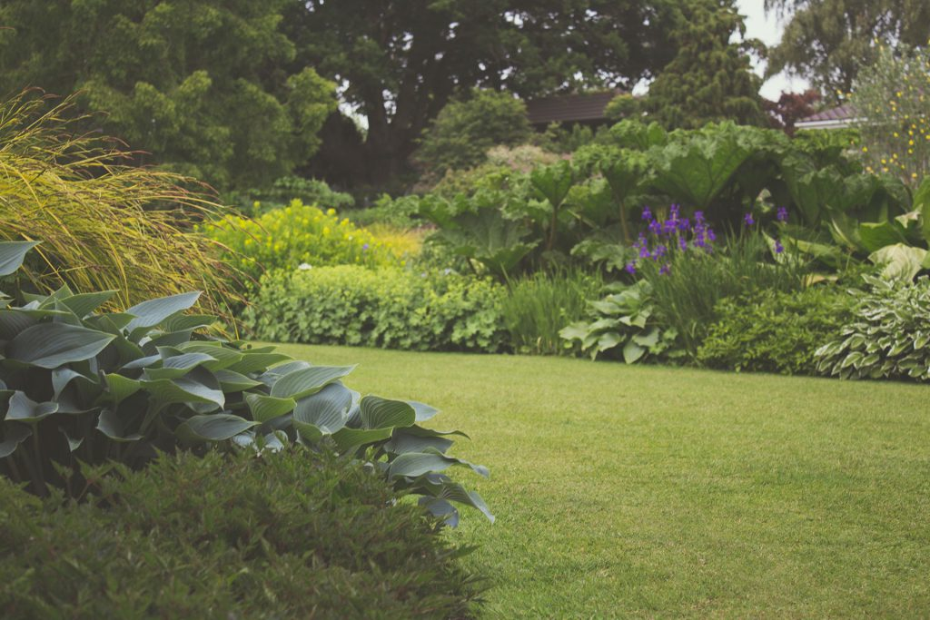 geimpregneerd tuinhuisje